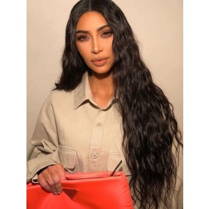 Luxurious 10A Grade Brazilian Remy Hair Silk Top Full Lace Wigs Natural Wave Silk Base Human Hair Wigs Pre Plucked With Baby Hair Bleached Knots