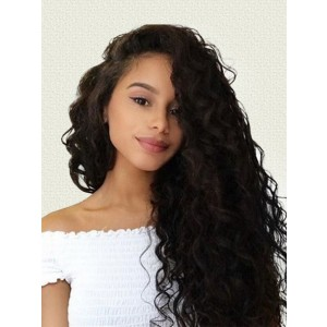 Luxurious 10A Grade Brazilian Remy Hair 360 Lace Frontal Human Hair Wigs For Women With Bleach Knots Natural Wave Pre Plucked Baby Hair