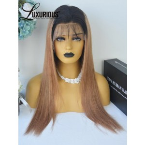 Luxurious Cheap Good Malaysian New Style 13A Virgin Hair 150% Density Wig With Unprocessed Dark Root Best Online Wigs