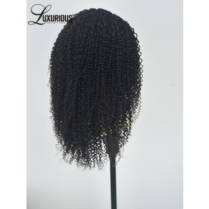 Luxurious New Hot Selling Human Hair Wigs Best Natural Hair Same As Pic Curly Wigs Full Lace Wigs With Baby Hair